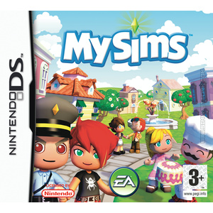 mysims-ds-box